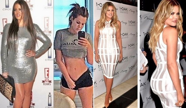 Khloe Kardashian weight loss plan 2016-2017