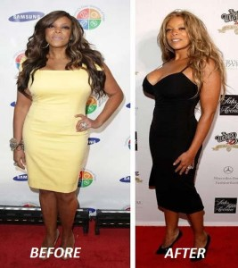 How did Wendy Williams lose weight