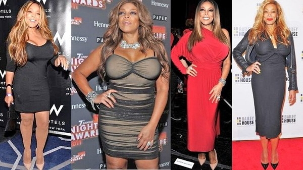 wendy williams weight loss 2016 - 2017