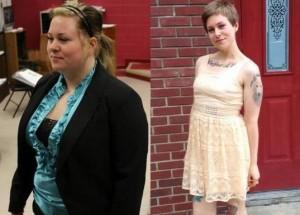 Jessica Noor's 105 Pound Weight Loss 2016 - 2017