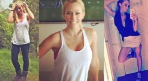 Kendra Wilkinson 55 lb Weight Loss