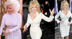 dolly parton weight loss