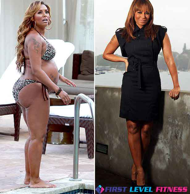 mel-b-weight-loss
