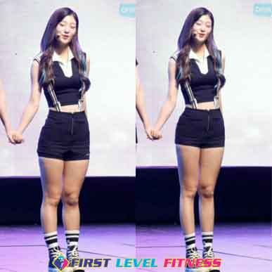 Chae-Yeon-Weight-Loss