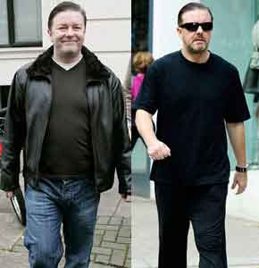 ricky-gervais-weight-loss
