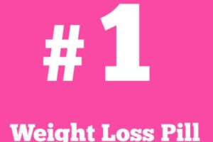 number-one-weight-loss-pill