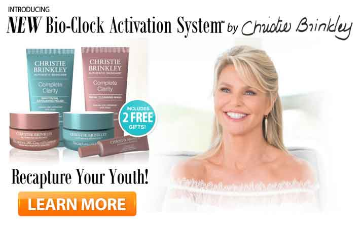 Christie-Brinkley-products