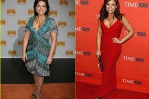 Rachael Ray's weight loss