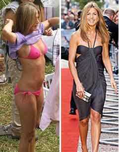 Jennifer Aniston Weight Loss