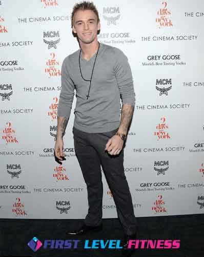 Aaron-Carter-Weight-Loss