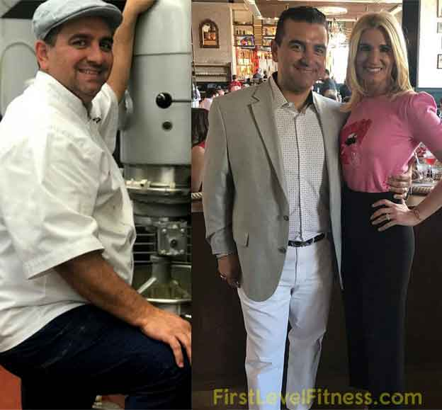 Buddy Valastro weight loss