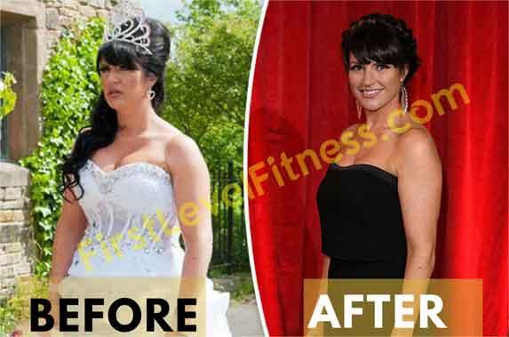 Laura Norton weight loss