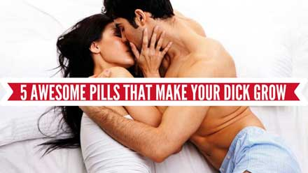5-pills-that-make-your-dick